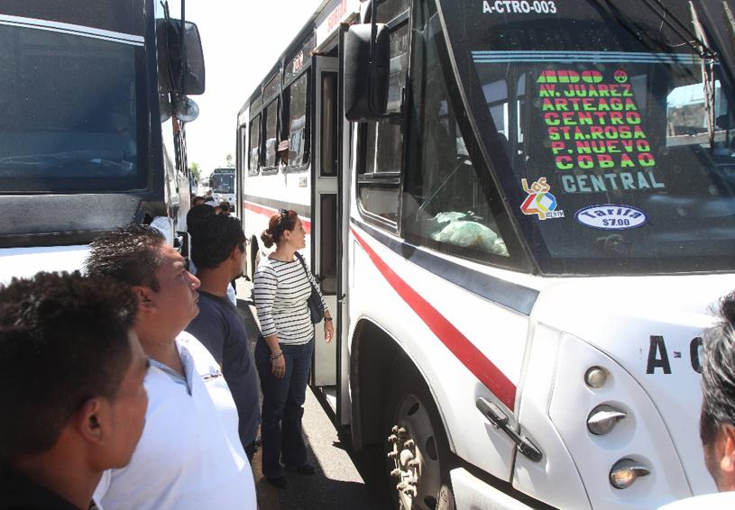 Consideran inviable aumento en la tarifa del transporte público   El Imparcial de Oaxaca