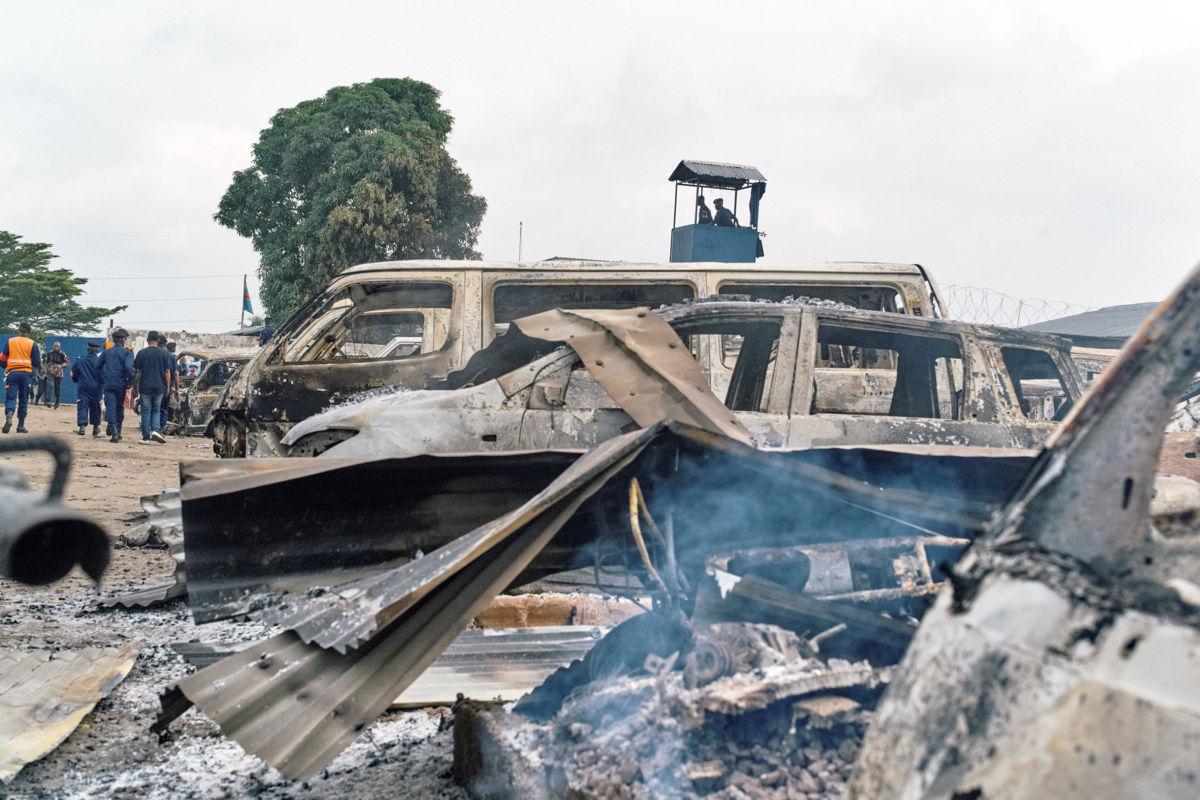 11 muertos y fuga de 900 presos deja ataque en cárcel del Congo | El Imparcial de Oaxaca
