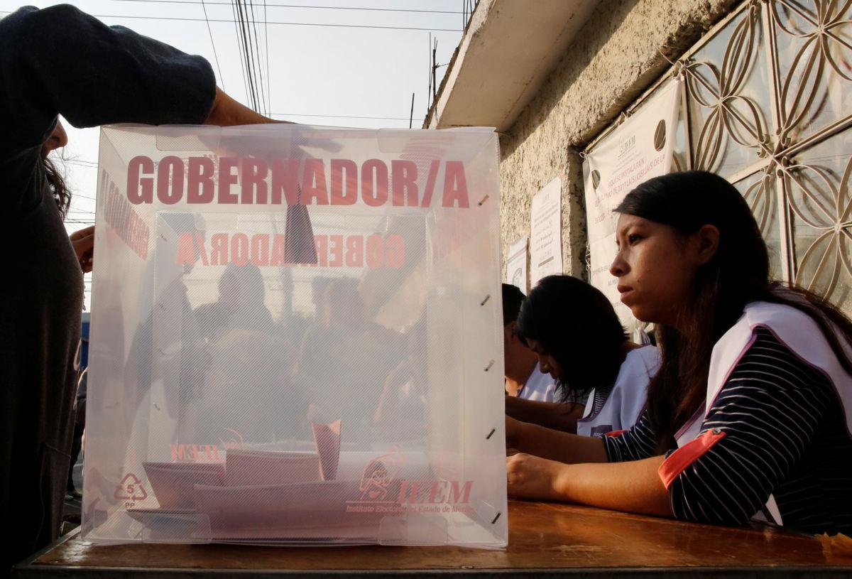 Cierran casillas en Edomex, Coahuila y Veracruz   El Imparcial de Oaxaca