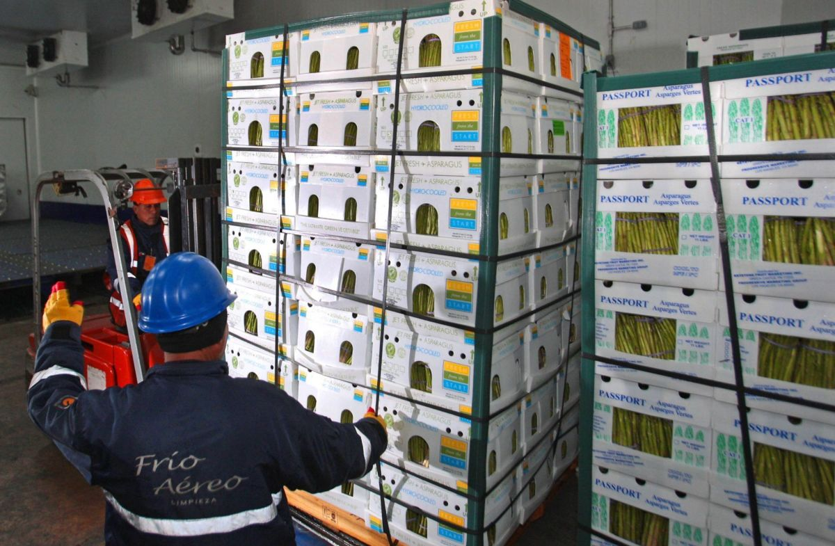 Retórica de Trump por TLCAN afecta exportaciones agrícolas de EU a México: WSJ   El Imparcial de Oaxaca