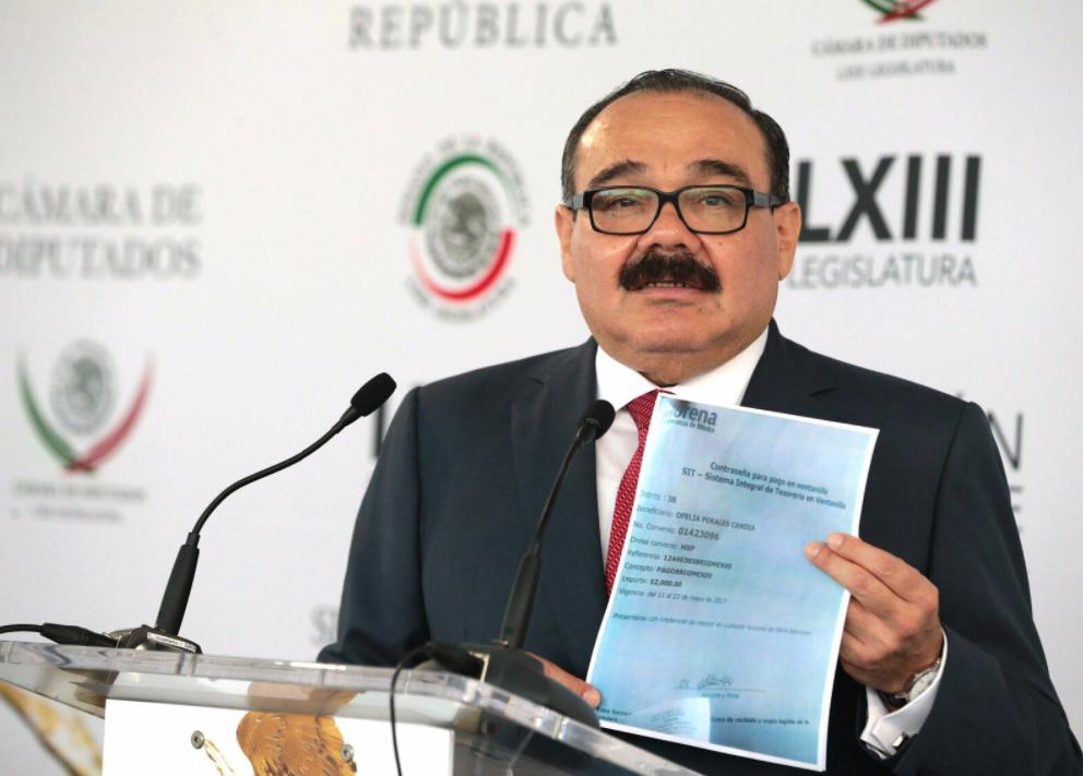 PRI cuenta con elementos para defender su triunfo en el Edomex: Ramírez Marín | El Imparcial de Oaxaca