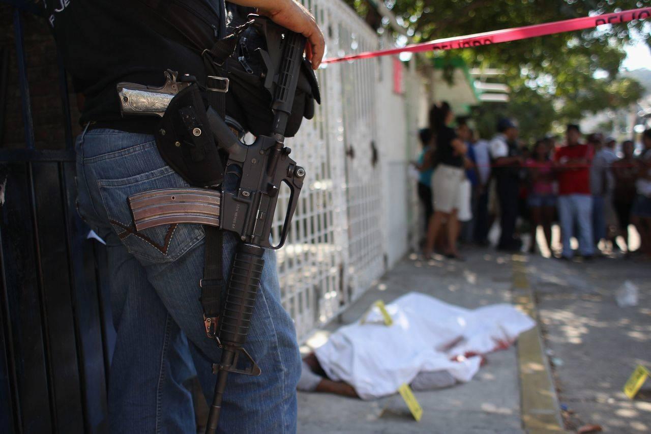 Retrocede México en índice de paz | El Imparcial de Oaxaca