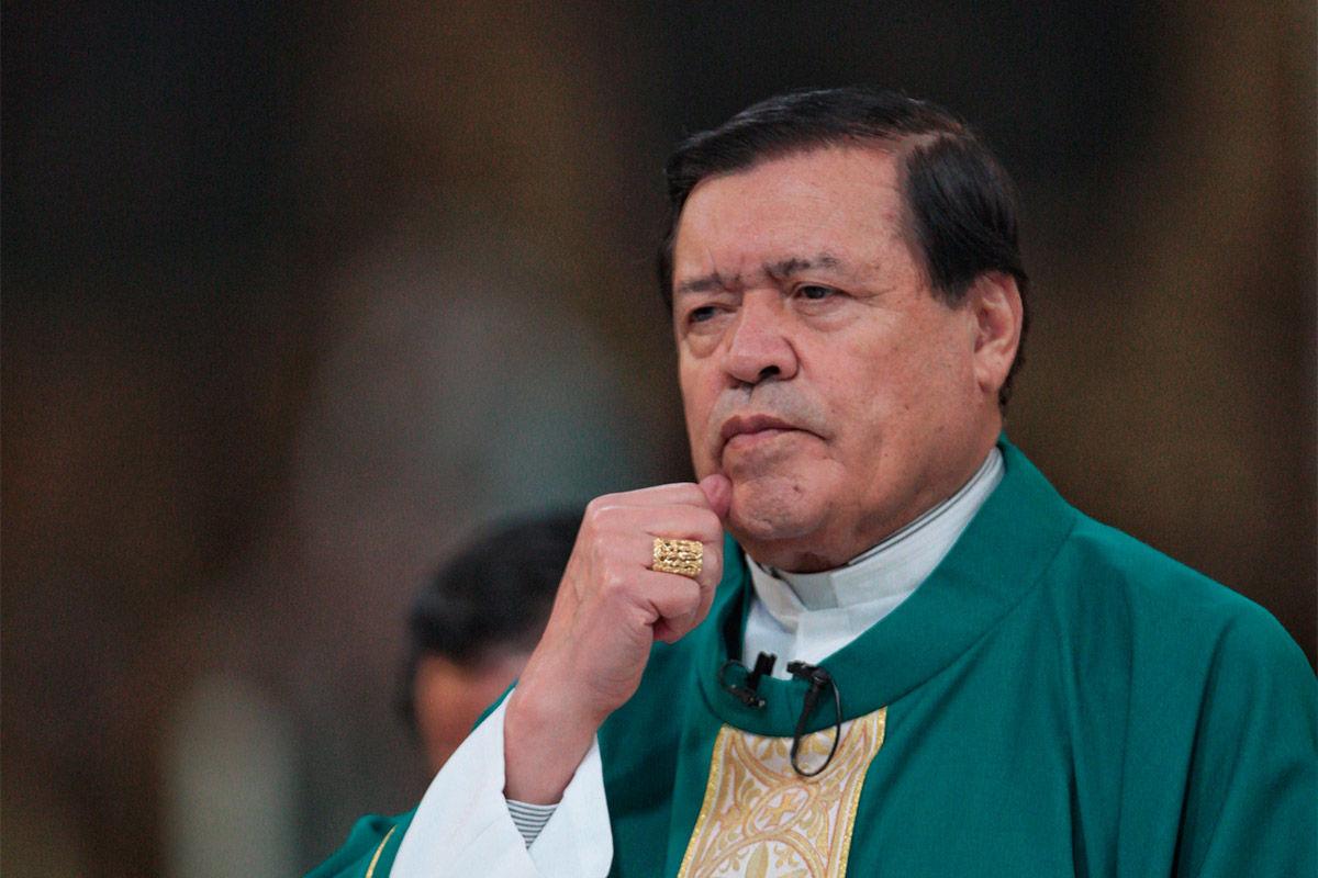 Aun no hay información oficial sobre renuncia de Norberto Rivera: Arquidiócesis   El Imparcial de Oaxaca