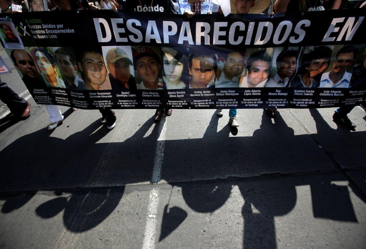 ONU-DH México se reúne con familiares de personas desaparecidas   El Imparcial de Oaxaca