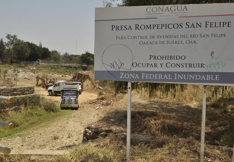 Recuperan Presa  Rompepicos | El Imparcial de Oaxaca