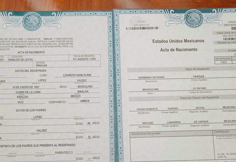 Entregarán actas  de nacimiento a migrantes mixtecos   El Imparcial de Oaxaca