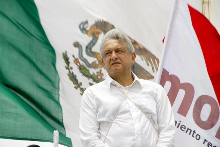 Morena va en alianza solo con PT, dice AMLO | El Imparcial de Oaxaca