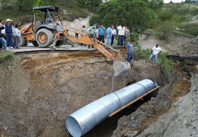 Urge actualizar atlas de riesgo   El Imparcial de Oaxaca