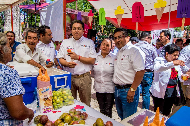 Anuncian rehabilitación de comedores comunitarios en la Mixteca   El Imparcial de Oaxaca