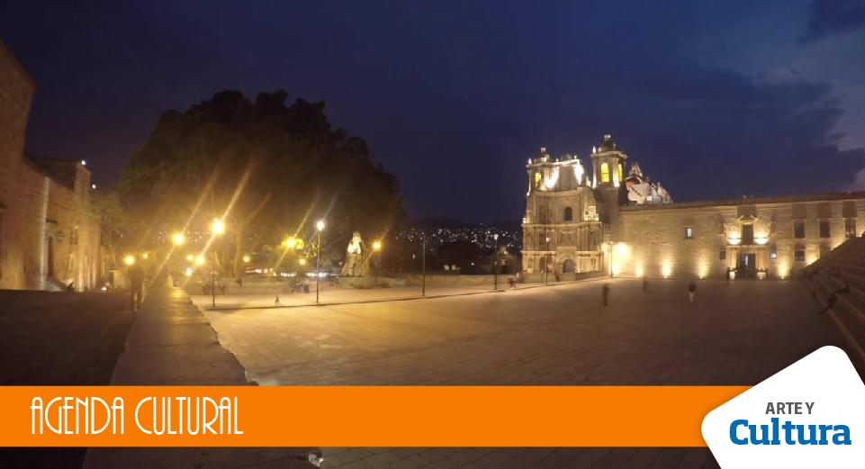 Agenda Cultural   El Imparcial de Oaxaca