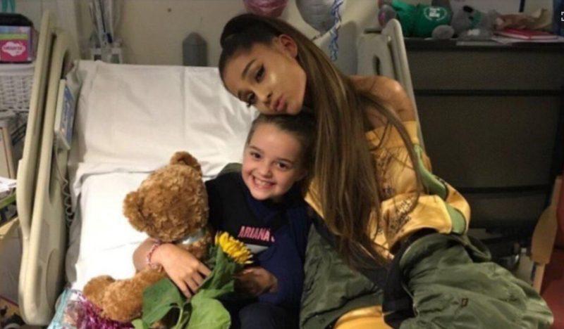 Visita Ariana Grande en el hospital a víctimas del atentado en Manchester   El Imparcial de Oaxaca