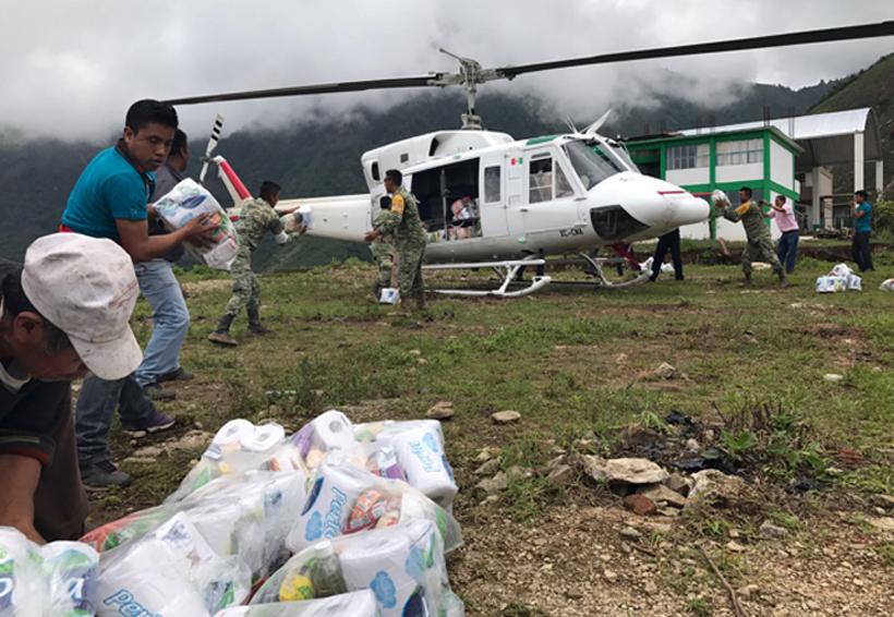 Se suma Conagua a puente aéreo   El Imparcial de Oaxaca