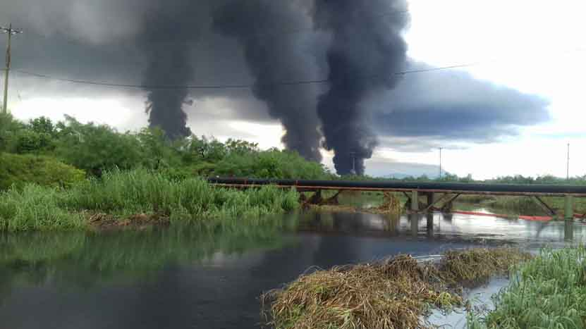 Dictamen ecológico confirma grave  daño al ambiente de Tehuantepec | El Imparcial de Oaxaca