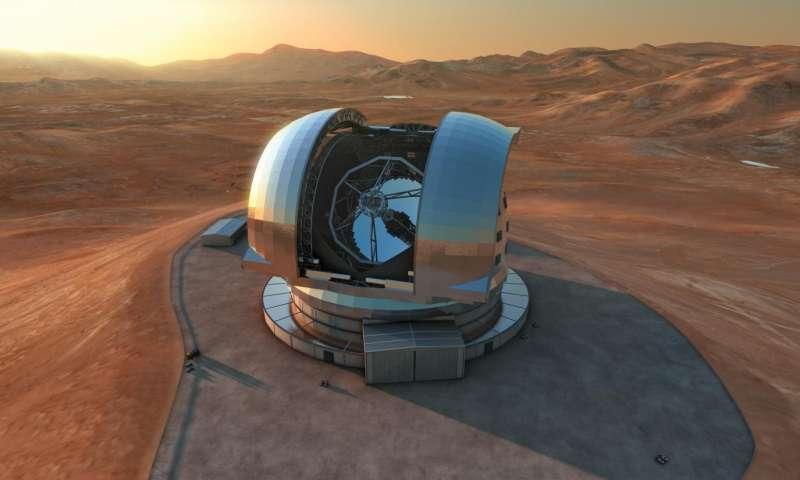 Empieza la construcción del primer súper telescopio | El Imparcial de Oaxaca