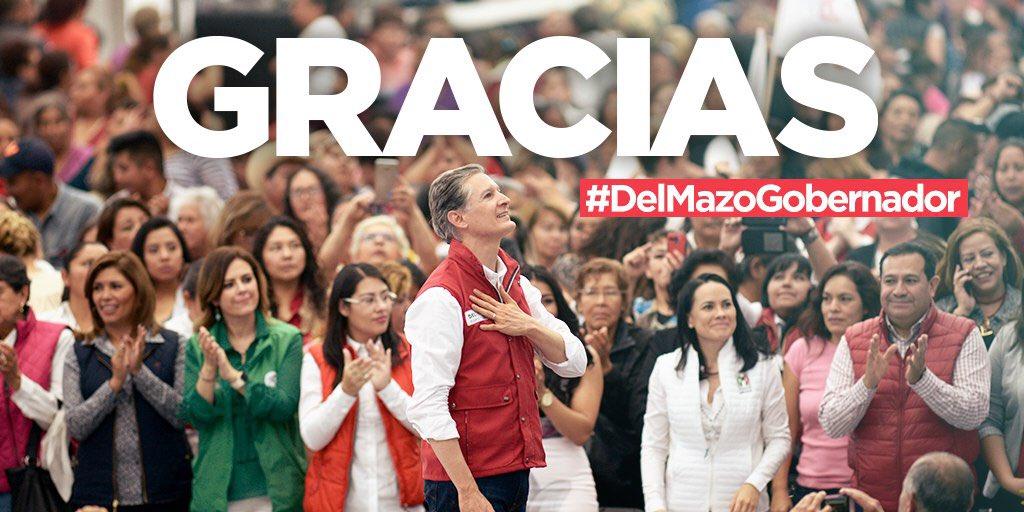 Es momento de ver hacia adelante: Alfredo Del Mazo   El Imparcial de Oaxaca