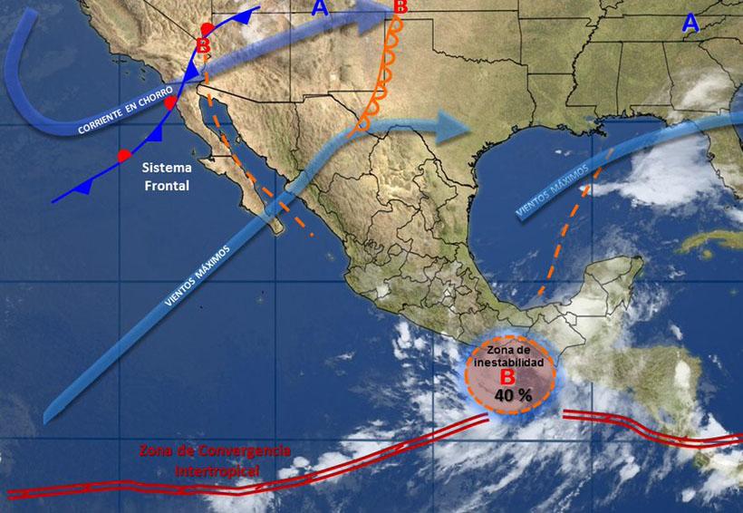 Continuarán las lluvias intensas en Oaxaca | El Imparcial de Oaxaca