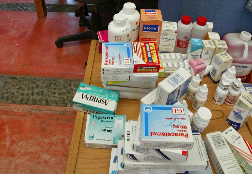 Se recrudece desabasto de medicamentos en SSO   El Imparcial de Oaxaca