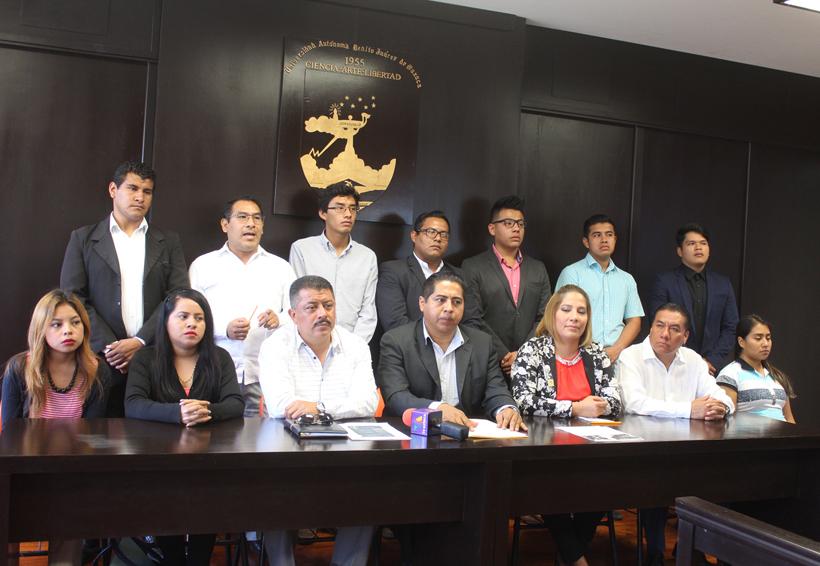 Alertan sobre convocatoria falsa para ingreso a Facultad de Derecho | El Imparcial de Oaxaca