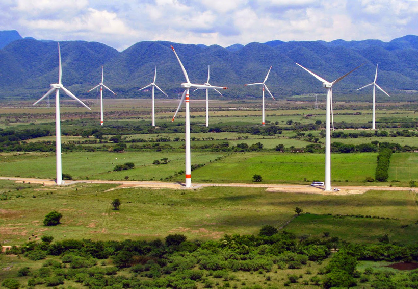 Energía eólica, esencial  para transitar a la renovable | El Imparcial de Oaxaca