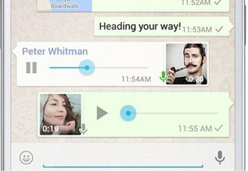 Ya puedes convertir en texto las notas de audio de WhatsApp | El Imparcial de Oaxaca