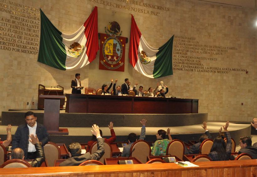 Congreso de Oaxaca aprueba Ley Electoral | El Imparcial de Oaxaca