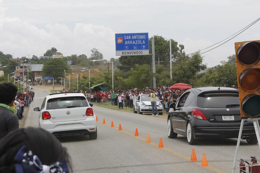 Regresa la adrenalina y los arrancones | El Imparcial de Oaxaca