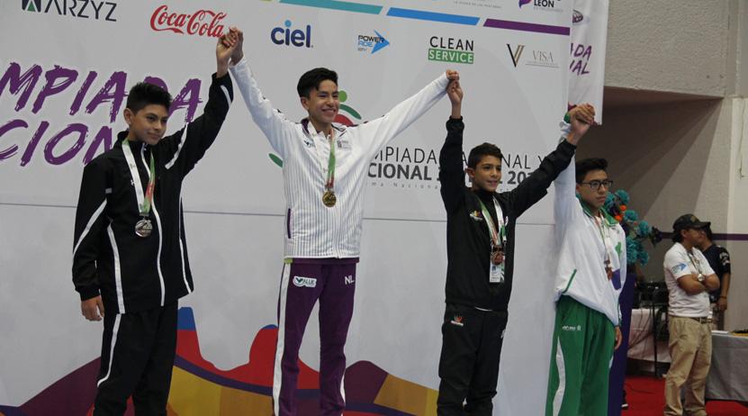 Jonathan se queda con el bronce | El Imparcial de Oaxaca
