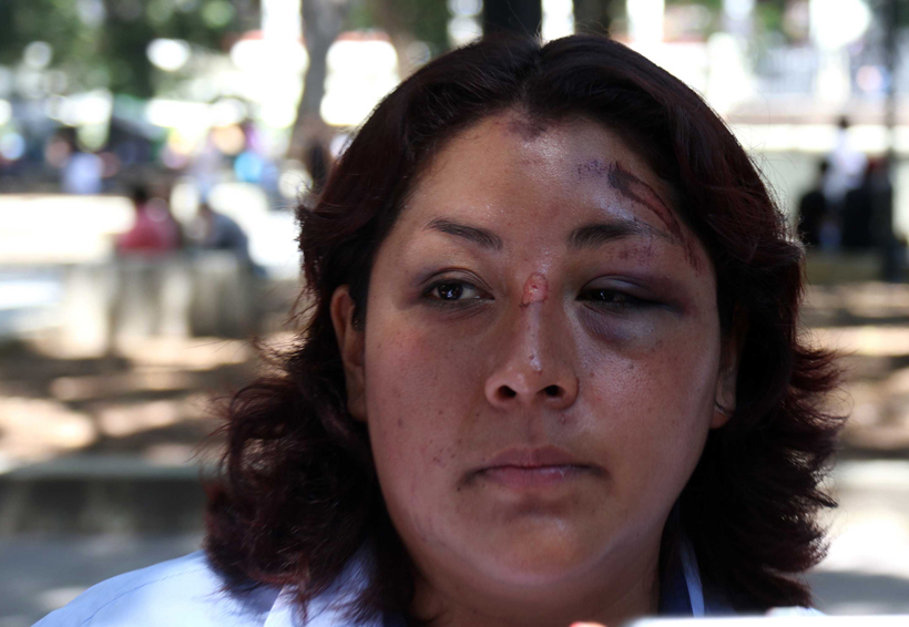 Denuncia dirigente estudiantil agresiones físicas de El Taquero | El Imparcial de Oaxaca