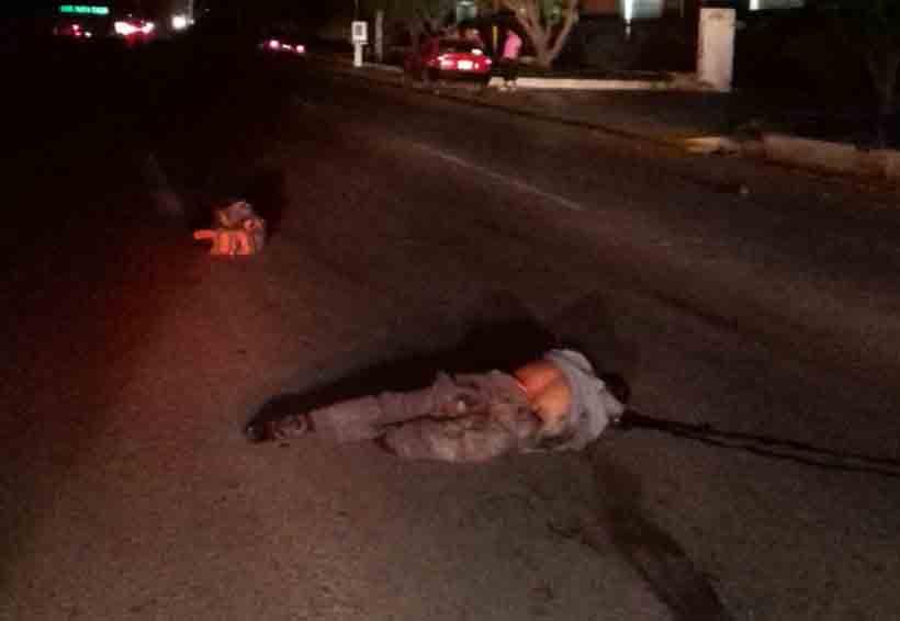 Sin identificar restos  de hombre arrollado en Etla | El Imparcial de Oaxaca