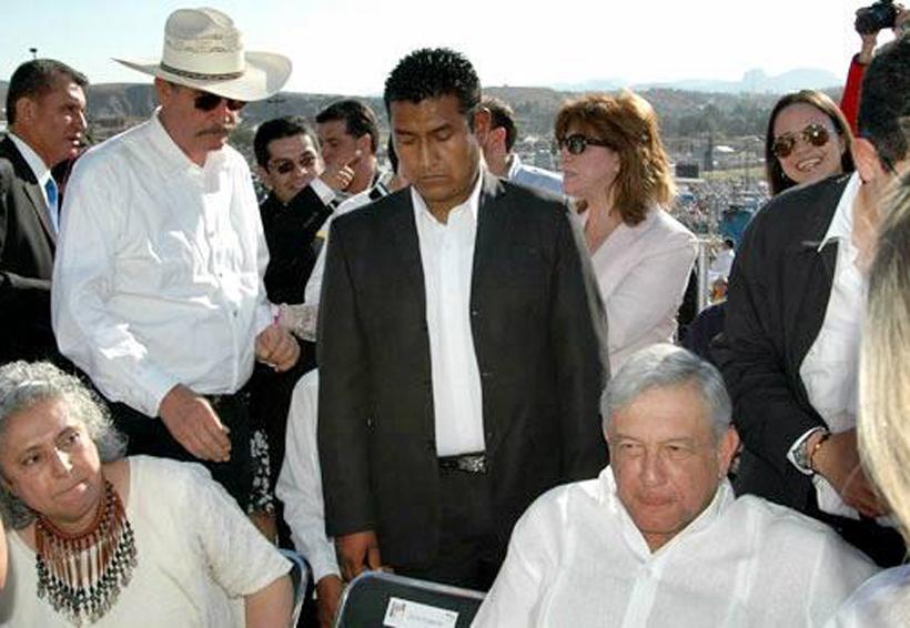 Fox no vas a poder con Morena: AMLO | El Imparcial de Oaxaca