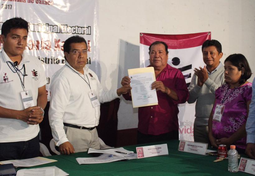 Confirman triunfo del PRS en Xadani | El Imparcial de Oaxaca