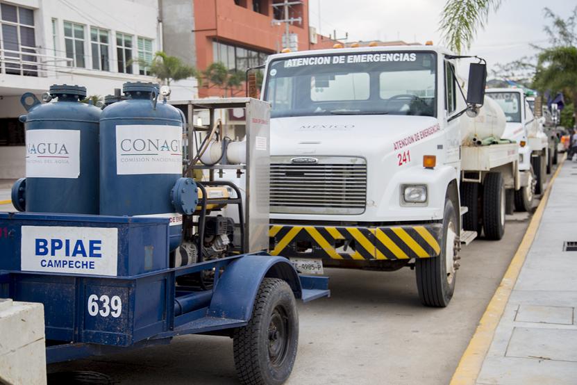 Habilitan plantas potabilizadoras  en colonias de Salina Cruz   El Imparcial de Oaxaca