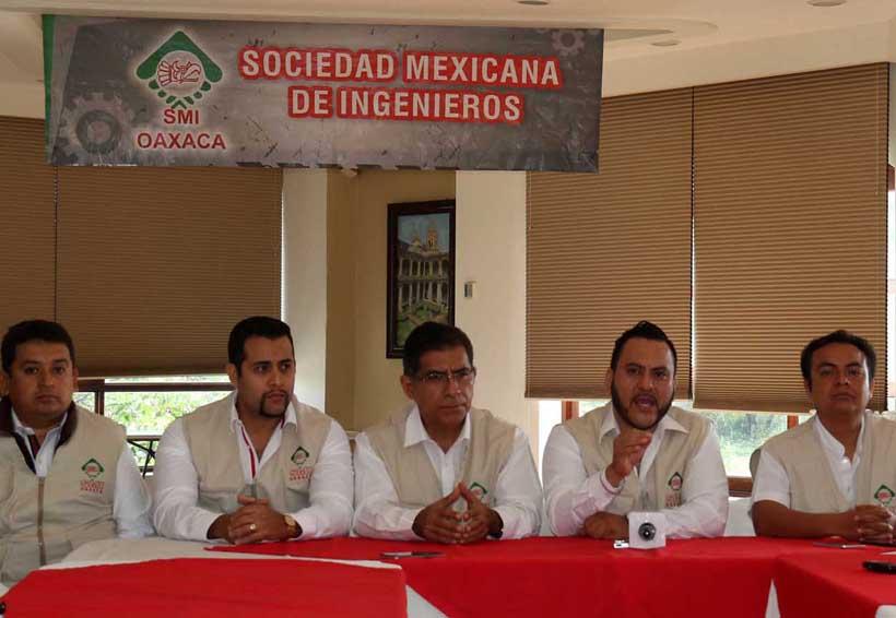 Anuncia SMI actividades por el Día del Ingeniero en Oaxaca | El Imparcial de Oaxaca