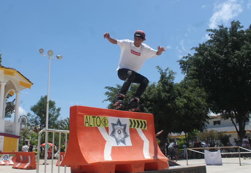 Presentan el Blader Oax Contest | El Imparcial de Oaxaca