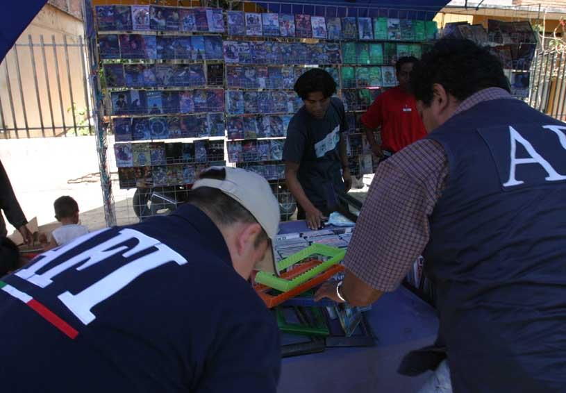 Piratería, un negocio resiliente en Oaxaca   El Imparcial de Oaxaca