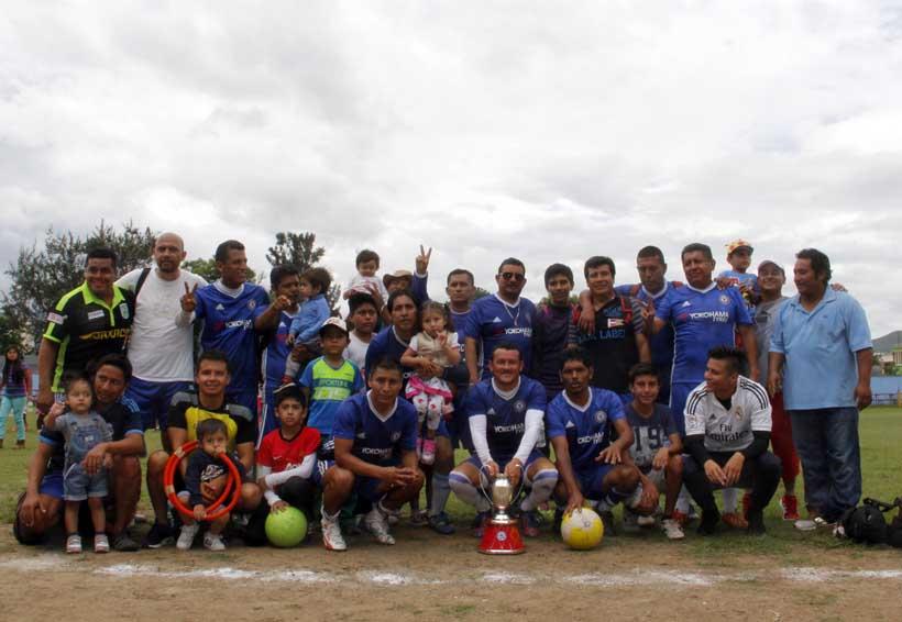 La Raya, campeón de la Liga Premier   El Imparcial de Oaxaca
