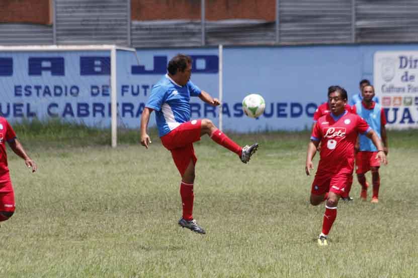 Lista la fina ldel Torneo de Copa de la Liga Premier de futbol de veteranos | El Imparcial de Oaxaca