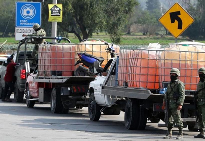 Disminuye en Oaxaca incidencia delictiva por robo de hidrocarburos | El Imparcial de Oaxaca