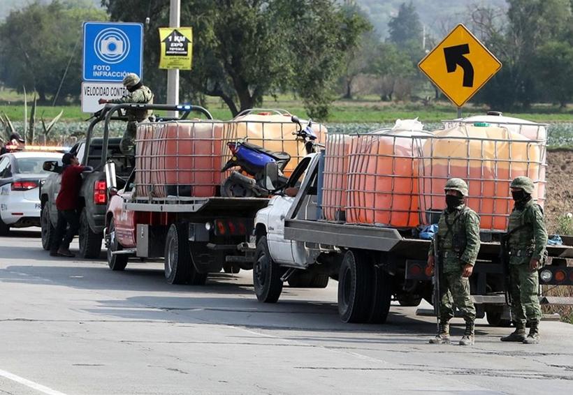 Realizan operativos contra huachicoleros en Oaxaca   El Imparcial de Oaxaca
