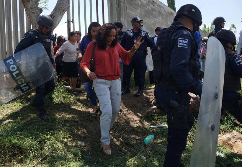Consideran inevitable jaloneos en Ciudad Administrativa | El Imparcial de Oaxaca