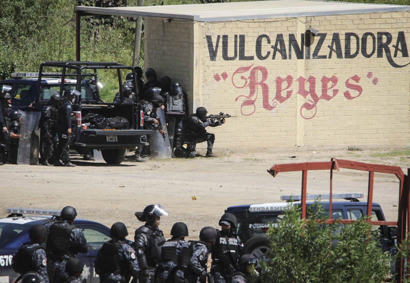 12 miradas del conflicto en Nochixtlán en el CFMAB | El Imparcial de Oaxaca