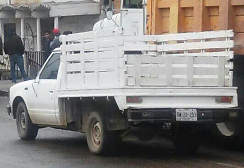 Audaz robo de camioneta en Ixcotel   El Imparcial de Oaxaca
