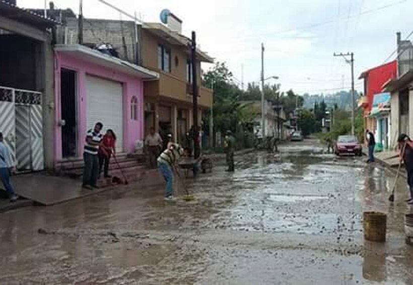 Llama Protección Civil regional a tomar precaución por lluvias en Tlaxiaco | El Imparcial de Oaxaca