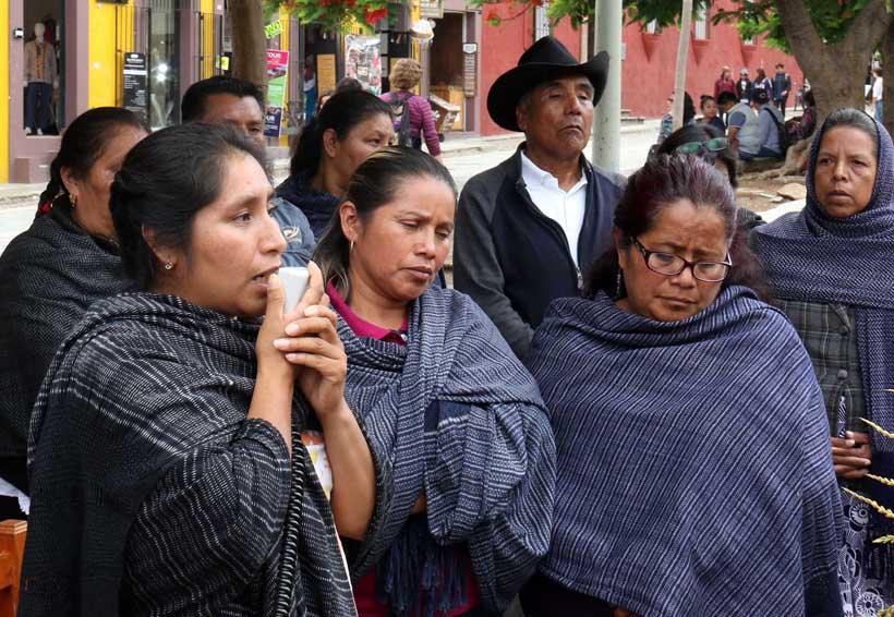 Liberan a mujeres retenidas en Ayutla Mixes | El Imparcial de Oaxaca
