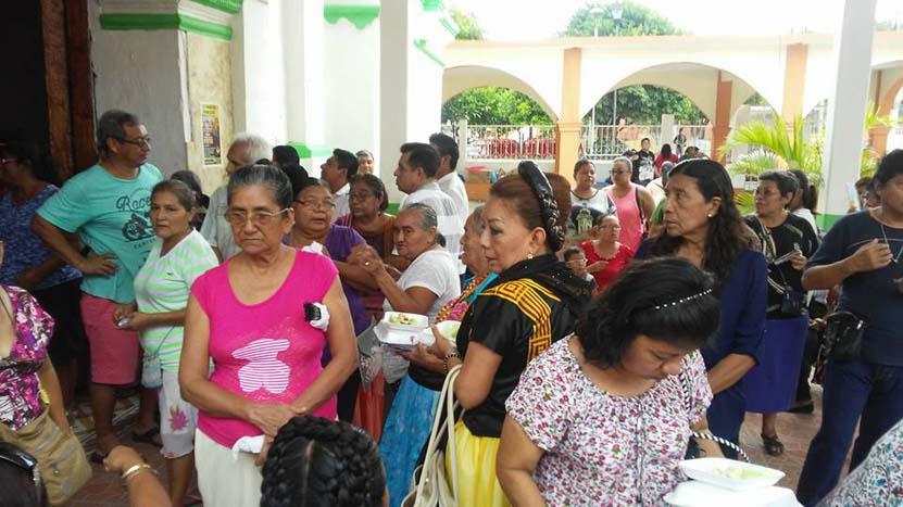 Ni la iglesia se salva de trifulcas en Tehuantepec | El Imparcial de Oaxaca
