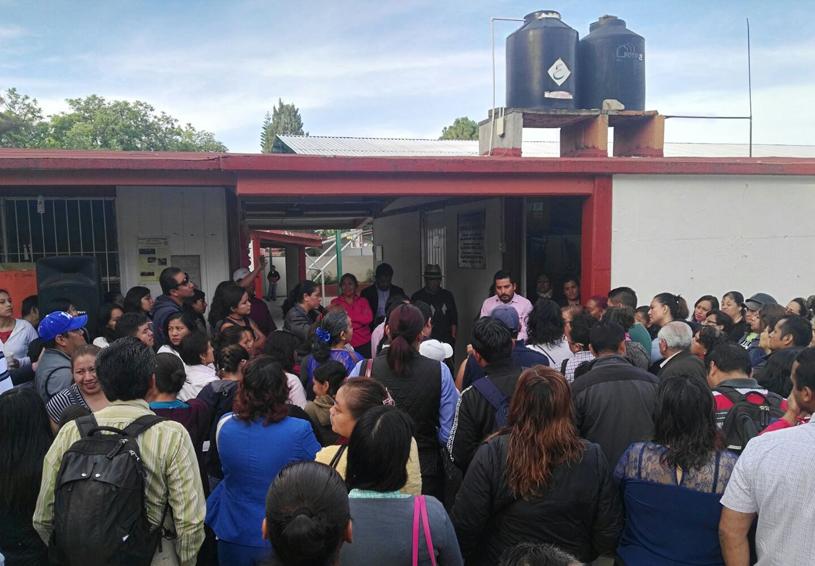 Advierten que no van a permitir presión de S-22   El Imparcial de Oaxaca