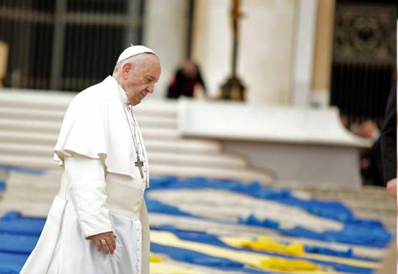 Terroristas no son mártires: Papa Francisco | El Imparcial de Oaxaca