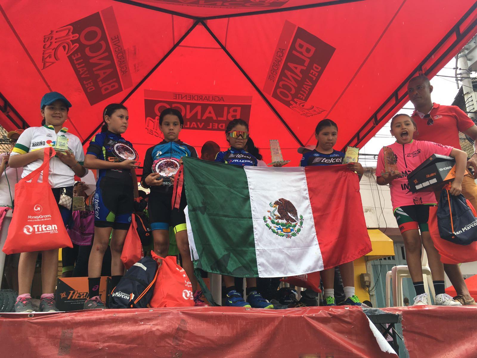Oaxaqueña compite con los mejores en Colombia | El Imparcial de Oaxaca