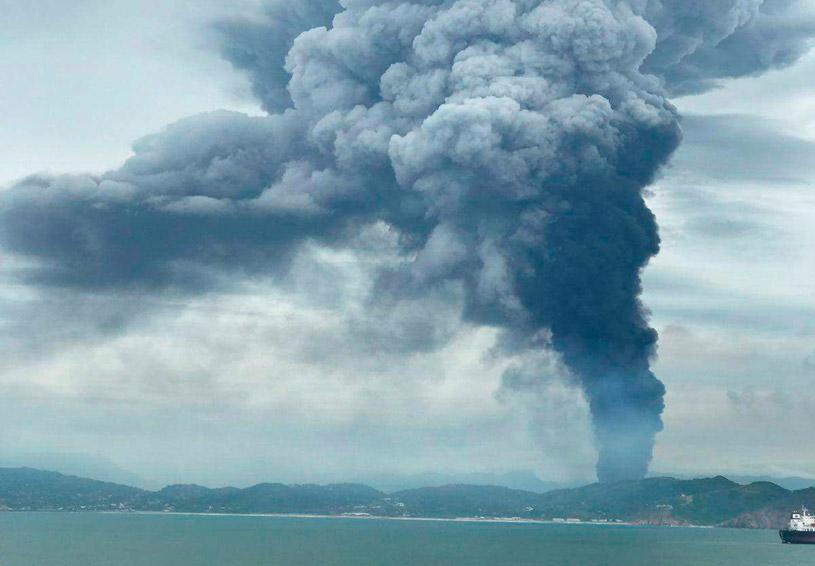 Incendio en la refinería provocó daños irreversibles al ecosistema | El Imparcial de Oaxaca