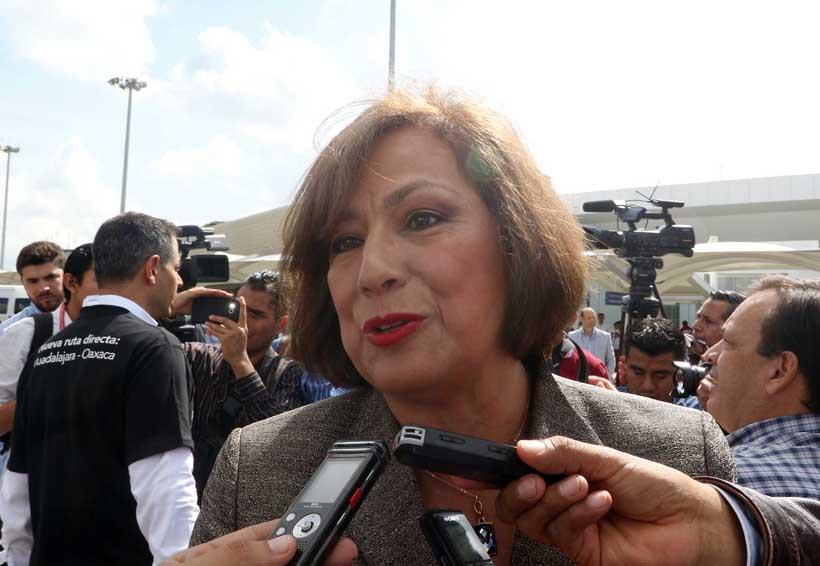 Innecesario el muro entre EU y México: Rosario Marín | El Imparcial de Oaxaca